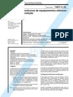 ABNT NBR 6146 - Grau de proteção
