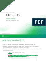 EMIR RTS