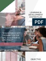 Learning & Development Center