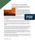 bushfire article
