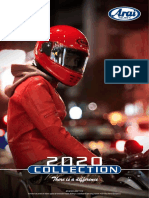 Arai 2020 Brochure