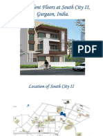 Brochure (G-22, South City 2)