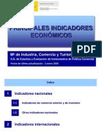 Indicadores Mensuales -2019-12