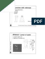 Slide composizione tolleranze secondo ISO