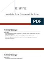 Metabolic Bone Disorders of the Spine.pptx