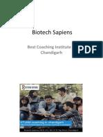 Biotech Sapiens