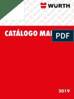 Catlogo Maestro WURTH