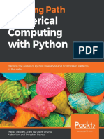 Numerical Computing with Python (en)