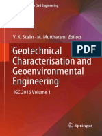 (Lecture Notes in Civil Engineering  16) V. K. Stalin, M. Muttharam - Geotechnical Characterisation and Geoenvironmental Engineering-Springer Singapore (2019).pdf