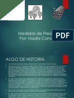 MEDIDAS DE PRESION MECANICA DE FLUIDOS 2.ppt