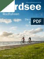 Nordsee Radfahren