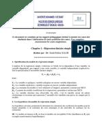 Chapitre-1-Régression-simple-résumé