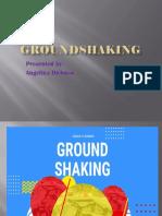 Groundshaking