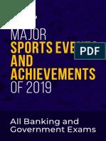major-sports-event-2019