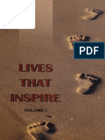 Lives That Inspire, Volume 1