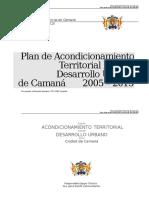 Plan A-Acon-Terr-Desarr-Urb Camaná SET2005.doc