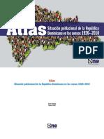 Atlas situación poblacional de los censos 1920-2010p