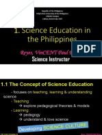 01. Science Education in the Philippines (1)