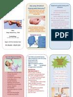 leaflet kejang neonatus