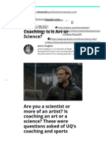 Coaching_ Is it Art or Science_ - Player Development Project.pdf