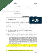 Art._694_Admisibilidad de Demanda Ejecutiva__Sevilla_Agurto