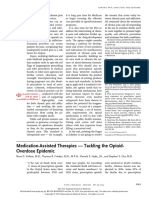 Medication-Assisted Therapies — Tackling the Opioid-Overdose Epidemic_Volkow