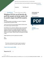 Windows 10_ Error en el Servicio de perfil de usuario al iniciar - Microsoft Community