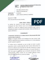 Exp. N.° 204-2018-16-5001-JS-PE-01 Elio Abel Concha