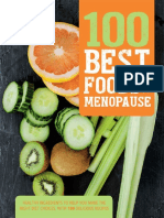 100 Best Foods for Menopause by Parragon Books Ltd