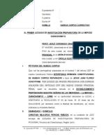 Habeas Corpues Restringido 8 - Percy Jesus Coronado Canchan - Exceso de Prision Preventiva