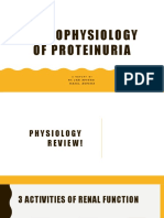 Physiology of Proteinuria