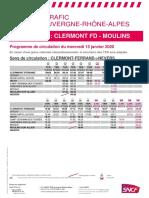 CLERMONT FD - MOULINS_Auvergne_15-01-2020