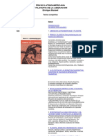 Enrique Dussel - Praxis latinoamericana y filosofia de la liberacion.pdf