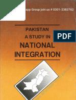 Åⓚ Pakistan_ A Study In National Integration.pdf
