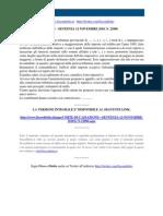 Fisco e Diritto - Corte Di Cassazione n 22980 2010