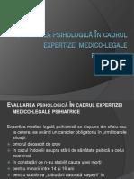 DGASPC expertiza medico-legala