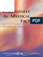 Rudolf Steiner, Andrew Welburn, Christopher Bamford, Michael Debus - Christianity as Mystical Fact_ and the Mysteries of Antiquity-Anthroposophic Press (1997)