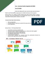 Business Partner – Customer-Vendor Integration S4 HANA