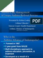 Asthma Case Management
