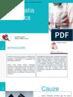 Cardiopatia Ischemica Acuta