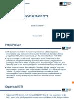 Sosialisasi EITI di APBI IMA