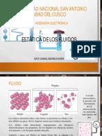 Presentacion Estatica de fluidos