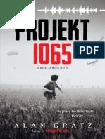 325055701 Projekt 1065 a Novel of World War II by Alan Gratz