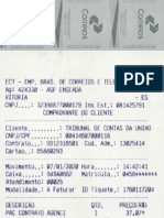 COMPROVANTE DE ENVIO - PX901404615BR