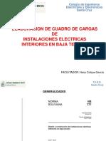 CURSO ELECTRICO SIB
