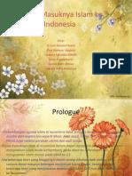Proses Masuknya Islam Ke Indonesia