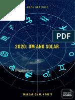 Ebook Previsões Astrológicas