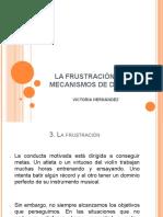 LA FRUSTRACIÓN Y LOS MECANISMOS DE DEFENSA.pptx.pdf