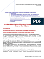 Essay Outline _ Flaws in Our Education System are Causing Some of Our Failures.pdf