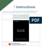 istruzioni-per-l'uso-M-AUDIO-AVID PRO TOOLS SE-I.pdf